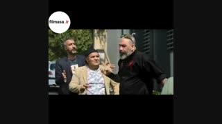 دانلود فیلم ایرانی سامورایی در برلین (طنز) (کامل) | با هنرنمایی امیرمهدی ژوله