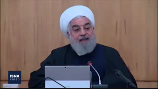 سخنرانی روحانی درباره سلیمانی، پاسخ سپاه و سقوط هواپیما