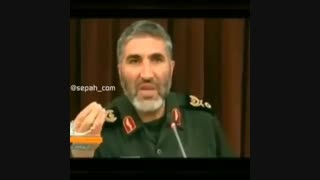 سخنان تکاندهنده شهید احمد کاظمی از پیروزی مومنین بر تجهیزات پیشرفته آمریکایی