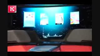 غرفه خانه هوشمند ال جی در نمایشگاه CES 2020 را ببینید