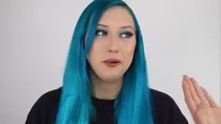 آموزش مدل رنگ مو آبی کلاسیک سال ۲۰۲۰- مومیس مشاور و مرجع تخصصی مو