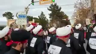 اعلام آمادگی روحانیت برای مقابله با آمریکای جنایتکار و گرفتن انتقام