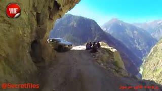 5 جاده وحشتناک که جرات رانندگی در آنها را نخواهید داشت! (مستند کوتاه) شامل توضیحات