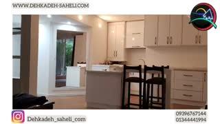 فروش آپارتمان ۶۷ متری در شهرک دهکده ساحلی بندرانزلی