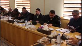 جلسه شورای هماهنگی مبارزه با مواد مخدر استان سمنان به ریاست آشناگر ، استاندار سمنان