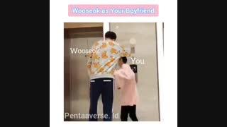 ووسوک به عنوان دوست پسر