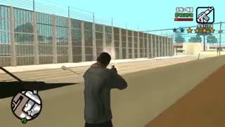 راهنمای تروفی Public Enemy No. 1 در بازی gta san andreas