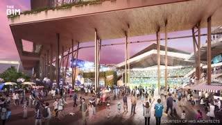 بزرگترین استادیوم هایی که تا سال 2025 ساخته می شوند