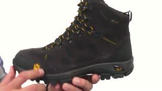 خرید بوت کوهنوردی مردانه جک ولف کفش کوهنوردی jack wolfskin