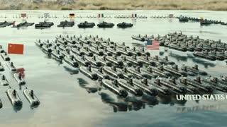 رتبهبندی برترین کشورها براساس قدرت نظامی زیردریاییها