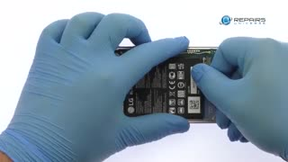 آموزش تعویض گلس گوشی LG G6