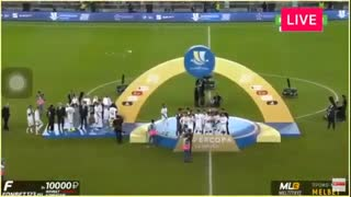 جشن کامل قهرمانی رئال مادرید در فینال سوپر کاپ اسپانیا
