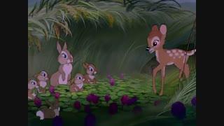 کارتون بامبی 1 - Bambi_1942