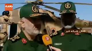 فرمانده کل سپاه از امدادرسانی سپاه برای بازگشایی جاده ها خبر داد