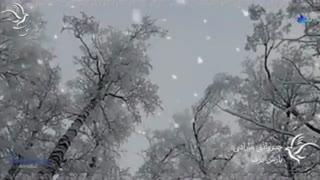 بارش برف - جیووانی مارادی