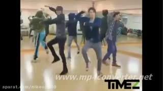 رقص بچه های وارثان