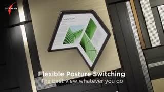 لنوو ThinkPad X1 Fold: اولین سیستم شخصی تاشوی جهان