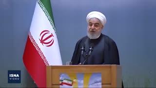 روحانی: به عنوان نماینده ملت، موضوع هواپیمای اوکراینی را دنبال میکنم