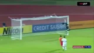 خلاصه بازی امید ایران 1 - امید چین 0 - خداحافظ المپیک 2020!