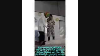 اجرای نمایش کمدی و موزیکال سردخانه و دروغ نویسنده و کارگردان؛ علی الفت شایان