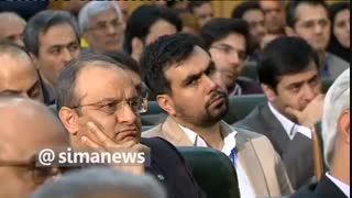 روحانی: مردم ما را انتخاب کردند که فتیله تنشها و دشمنیها را پایین بیاوریم