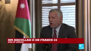 Exclusive: 'We cannot afford instability in our part of the world', says King Abdullah II of Jordan