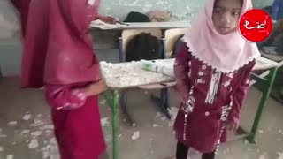 گزارش اعتمادآنلاین از خبر ریزش سقف مدرسه در هرمزگان/ مدارس تخریبی؛ غصه دیگری در نظام آموزشی