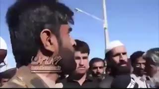 سیل سیستان و بلوچستان، ای کاش سردار شهید سلیمانی بود و کاری میکرد