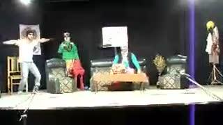 نمایش کمدی آدم یه جایی رو مجبوره قسمت دوم نویسنده و کارگردان: علی الفت شایان