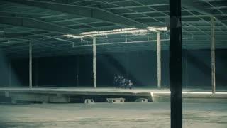 موزیک ویدیو هنری Black swan از بی تی اس برای آلبوم Map of the soul:7
