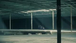 BTS-BLACK SWAN