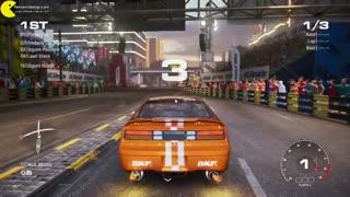 Grid 2019 Gameplay گیم پلی بازی اتومبیل رانی گرید 2019 تهیه شده در تهران سی دی شاپ