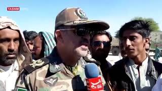 آخرین وضعیت سیل بلوچستان/ حضور تمام قد نیروهای امدادی و مسلح در کمک به مردم