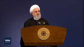 روحانی: روزانه از امنیت و جلوگیری از برخورد نظامی مراقبت میکنم