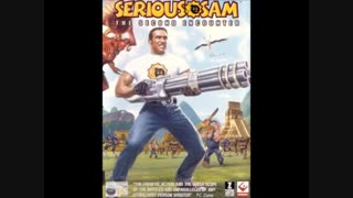 Courtyards of Gilgamesh Attack - Serious Sam: The Second Encounter