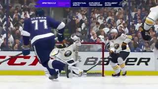 تریلر بازی NHL 20
