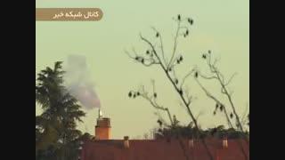 آلودگی هوا گریبانگیر ۷ شهر بزرگ ایتالیا