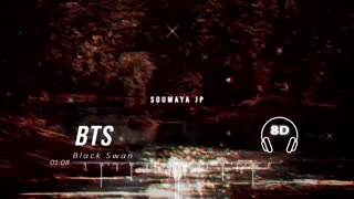 "[BTS-""Black Swan""[8 Audio"