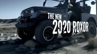 جیپ جدید Roxor Mahindra با قابلیت های جدید رونمایی شد