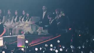 BTS Reaction to G idle❤