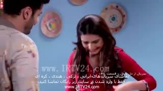 دوبله سریال از دل تا دل قسمت 136 Az Del Ta Del سریال هندی جدید جم