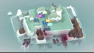 تریلر بازی Bad North: Jotunn Edition برای اندروید