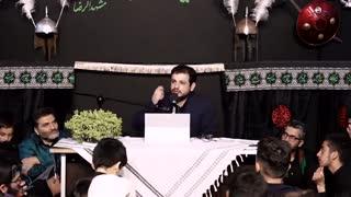 سخنرانی استاد رائفی پور - سیستم سازی برای ظهور - جلسه 2 - مشهد - 1398/06/22