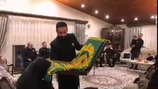 دلجویی خادمان آستان قدس رضوی از خانوادههای داغدار سانحههوایی اوکراین