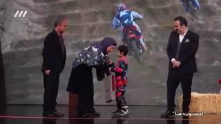 برنامه کامل اعجوبه ها مهران غفوریان قسمت 17