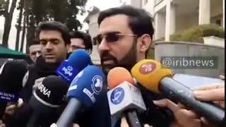 توضیحات وزیر ارتباطات درباره ماموریتهای ماهواره ظفر