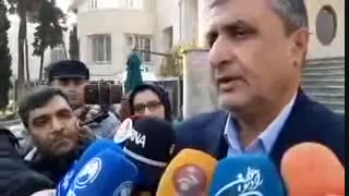 توضیحات وزیر راه درباره سفر به اوکراین و پیگیری پرونده سقوط هواپیما