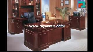 زیبا ترین میز های مدیریت با طرحهای کلاسیک