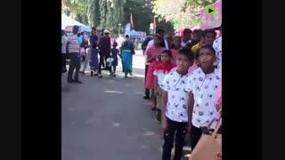 تلاش ناموفق دوقلوهای سریلانکایی برای ثبت نام خود در گینس