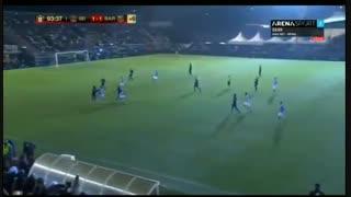 گل دوم گریزمان به ایبیزا ( کامبک بارسلونا )
